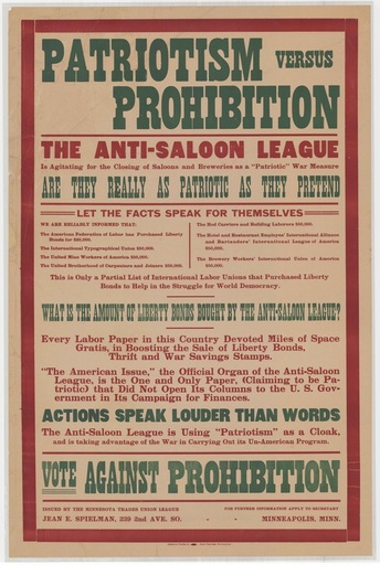 the anti saloon league Hoodwinked: the anti-saloon league and the ku klux klan in 1920s prohibition enforcement1 - volume 7 issue 1 - thomas r pegram.